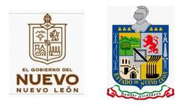 Samuel García 'tunea' el escudo de Nuevo León