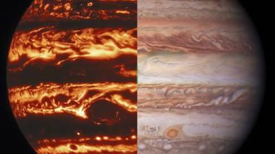 ¡Hermoso! NASA revela nuevas imágenes de Júpiter que arrojan nuevos datos sobre el planeta