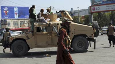 Estos son los sombríos líderes talibanes que ahora dirigen Afganistán