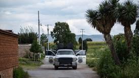 Horror en Zacatecas: hallan 10 cuerpos en fosa clandestina