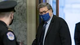 Fiscal general William Barr autoriza investigar supuestas irregularidades en elecciones de EU