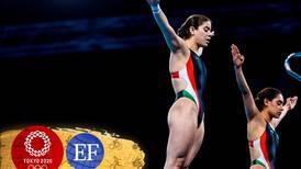 Ale Orozco y Gaby Agúndez avanzan a la final y van por otra medalla en clavados