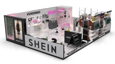 Shein abre showroom en México por tiempo limitado; te regala el maquillaje