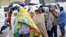 Apagones se alargan en Estados Unidos... y otra tormenta está en puerta