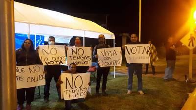 Momento histórico del T-MEC: concluye votación sindical en planta de GM en Silao
