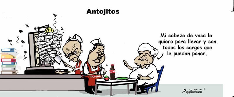 Antojitos - Garcí