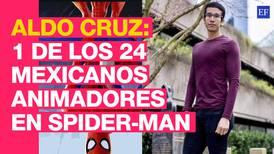 Uno de los mexicanos que 'tejió' el multiverso de Spider-Man: Cruz Antonio