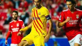 'Pesadilla' en Lisboa para el Barcelona: Benfica lo golea 3-0