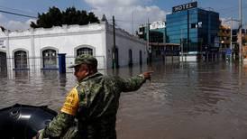 Lluvias en Hidalgo: Evacúan a más de 150 personas en Tlahuelilpan por desbordamiento de río