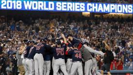 Los Medias Rojas de Boston vence a los Dodgers de Los Ángeles y gana la Serie Mundial