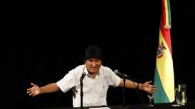 Inicia justa electoral en Bolivia; Evo va por un escaño