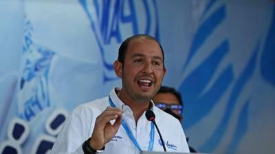 PAN reelige a Marko Cortés como presidente nacional por 3 años más