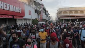 CNDH indaga agresiones a migrantes en Chiapas
