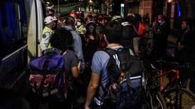 Gobierno de CDMX suspende al menos a 10 policías tras agresión a ciclistas: Sheinbaum