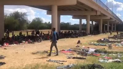 Deportan a miles de migrantes varados en Coahuila
