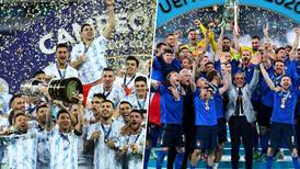Duelo entre dos mundos: Argentina e Italia se enfrentarán en la Copa Euroamericana