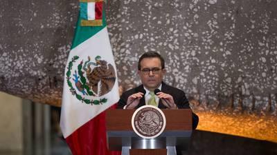 Ildefonso Guajardo acusa a Fiscalía de persecución política por vinculación a proceso
