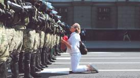 En Bielorrusia, tras protestas, 125 detenidos