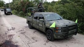 Muerte militar en enfrentamiento con criminales en Bacalar