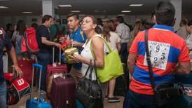 Aeropuerto de Cancún registra 'apagón' de 90 minutos