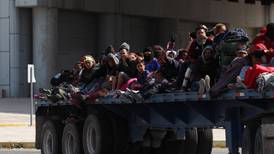 EU refuerza frontera por llegada de migrantes a Coahuila