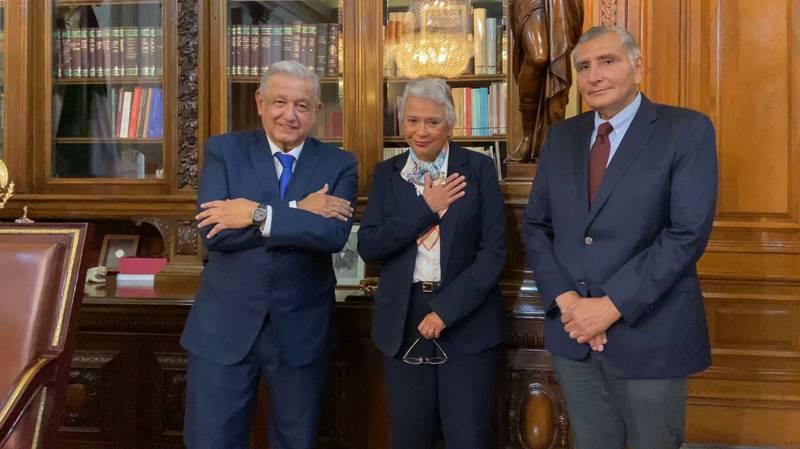 AMLO nombra a Adán Augusto López como nuevo secretario de Gobernación