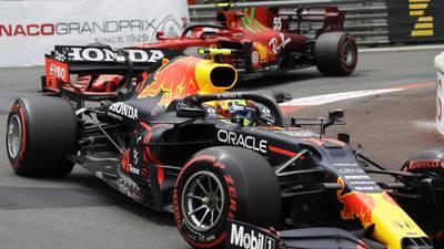 Intento de 'Checo' para rebasarme en GP de Austria fue un poco estúpido: Norris