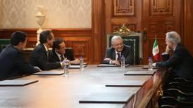 Qué elegancia la de la 4T: AMLO se reúne con directivos de la francesa Safran