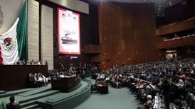 Extinción de dominio 'se usará para perseguir', acusan diputados de oposición