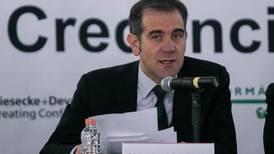 Reforma electoral sin imposiciones ni estridencias, pide Córdova a Morena