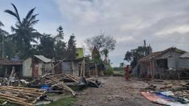 Ciclón 'Amphan' deja al menos 24 muertos tras su paso por India y Bangladesh