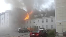 Al menos 39 casas se incendian por explosiones de gas en Boston