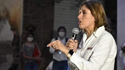 ¿Nuevo revés contra Morena? Analizan tumbar candidatura de Mónica Rangel para San Luis Potosí