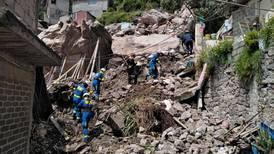 Cerro del Chiquihuite: hallan cuerpo de menor desaparecida tras deslave