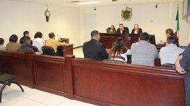 Condenan a 28 años de cárcel a mandos policíacos acusados de desaparición forzada en Chihuahua