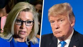 Los 'hilos' de Trump se asoman: republicanos destituyen a Liz Cheney, gran opositora del expresidente