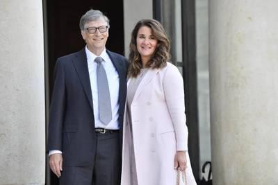 Bill y Melinda Gates se reencuentran... en la boda de su hija Jennifer