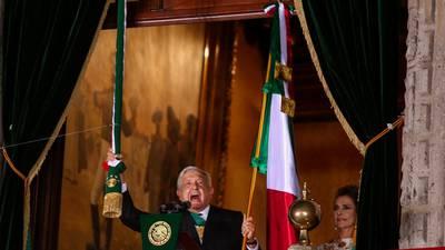 'Grito' de AMLO en el Zócalo recordará a víctimas del COVID y México-Tenochtitlan