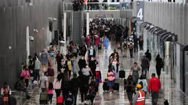 Huracán 'Grace': cancelan 10 vuelos entre Aeropuerto de la CDMX y Cancún