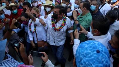 Salgado Macedonio nunca fue confirmado como precandidato de Morena, dice Instituto Electoral de Guerrero