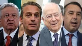 AMLO se reúne con Slim, Claudio X. González y Azcárraga 4 días después de elecciones