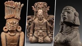 México pide a Francia detener subasta de arte precolombino