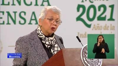 Equipo federal apoyará a autoridades de Chiapas en investigación sobre caso Mariana: Olga Sánchez