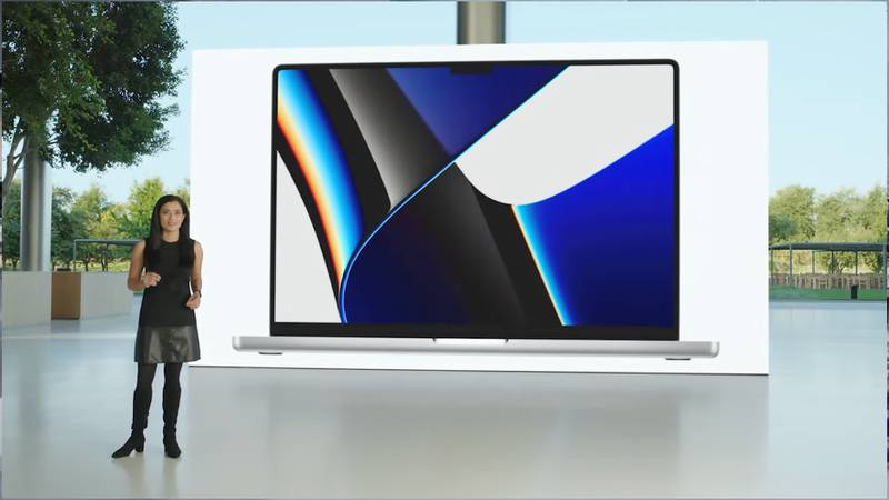 Apple revela la 'nueva cara' de la MacBook Pro con dos 'superchips' marca de la casa