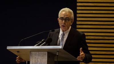 Ante la pandemia, los presidentes deben dejar de lado ideologías: Ernesto Zedillo