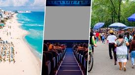 Ir a la playa, al cine, a correr o al tianguis, ¿cuánto riesgo hay de contagiarme de COVID-19?