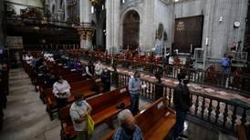 ¿Dar 'limosna' a través de un código QR? La 'nueva normalidad' llega a las iglesias católicas de la CDMX