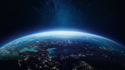 No, el cielo no se está cayendo... es una parte de la atmósfera que se contrae: NASA