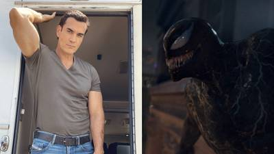 '¿Cómo llegó ahí?': David Zepeda aparece en 'Venom 2′