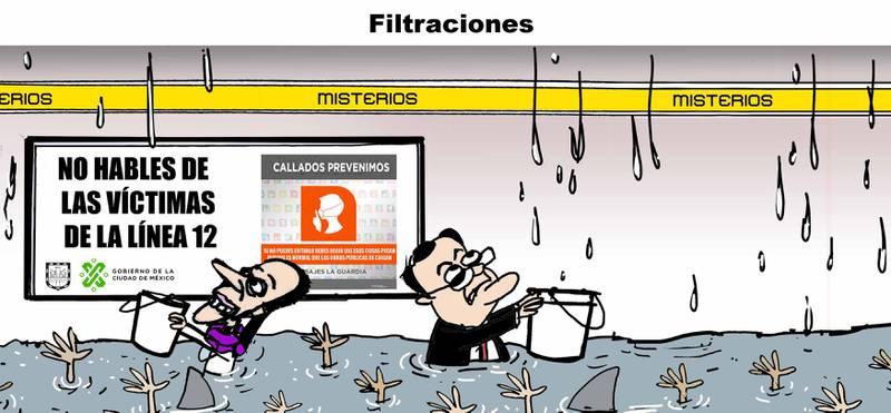 Filtraciones - Garcí